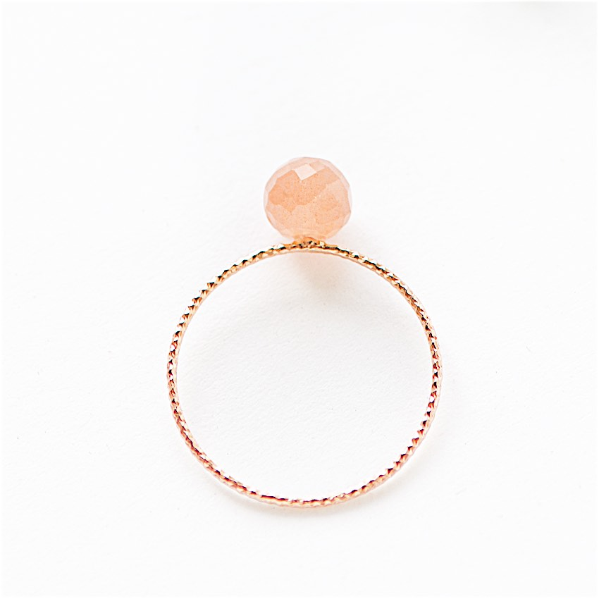 Lebenslustiger.com jewellery on DaWanda and Etsy, dainty rose gold jewellery