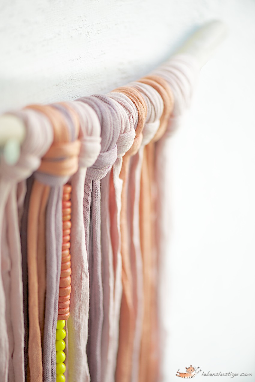 fabric yarn wall-hanging