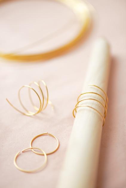 wire ring tutorial by Lebenslustiger.com, Anleitung für einen Drahtring mit Perle