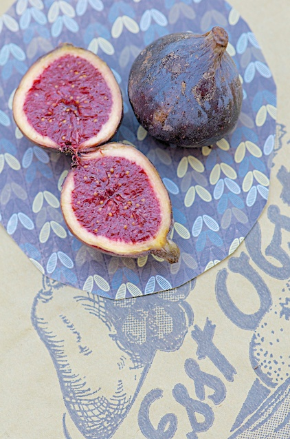 picture of a ripe fig
